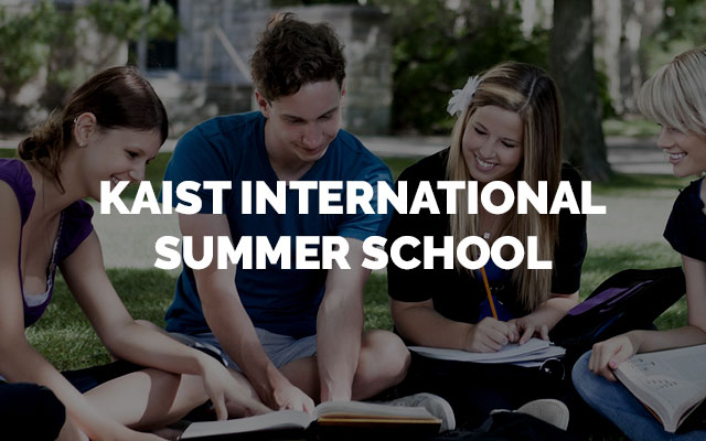KAIST INTERNATIONAL SUMMER SCHOOL  Responsive web design by Web agency Helloweb Seoul, Korea