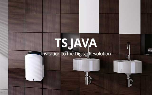 TS JAVA  Responsive web design by Web agency Helloweb Seoul, Korea
